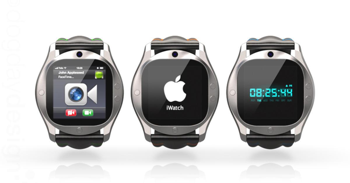 iwatch schwede zeigt konzeptstudie einer apple armbanduhr mac life. Black Bedroom Furniture Sets. Home Design Ideas