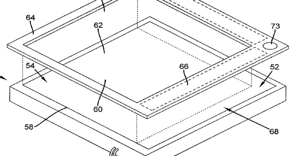 Apple erhält Patent auf berührungsempfindliche