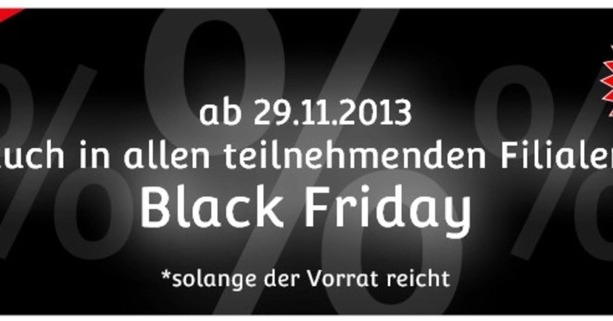 Black Friday Rabattschlacht 2013: Die besten Schnäppchentipps für ...