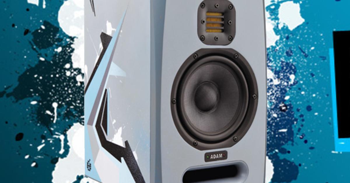 adam audio f5 und f7 zu gewinnen mac life. Black Bedroom Furniture Sets. Home Design Ideas