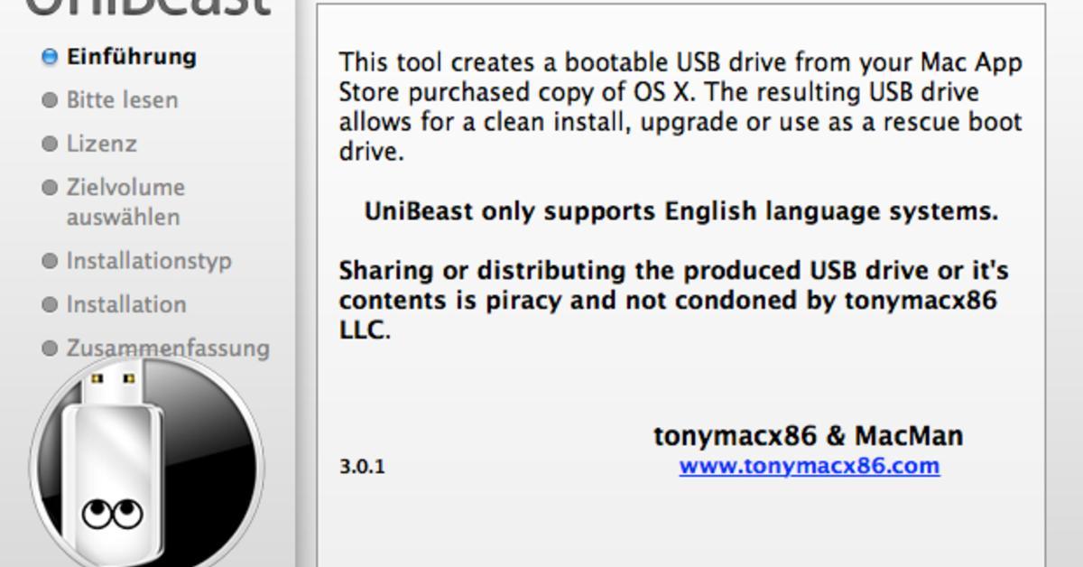 Mac selbstgebaut: Hackintosh im Selbstversuch - Aufbau und