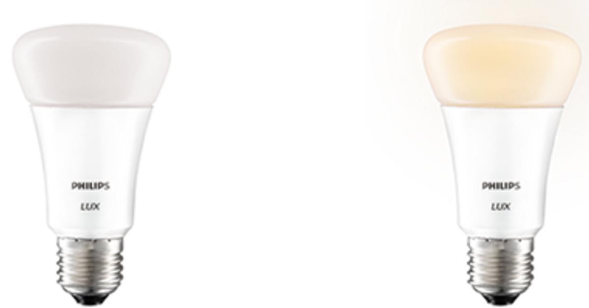 philips hue app gesteuertes lichtsystem um wei e birne schalter und luxuri se lampen erg nzt. Black Bedroom Furniture Sets. Home Design Ideas