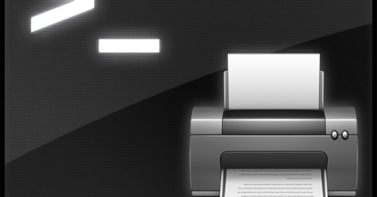 Drucker-App nach dem Druck automatisch schließen