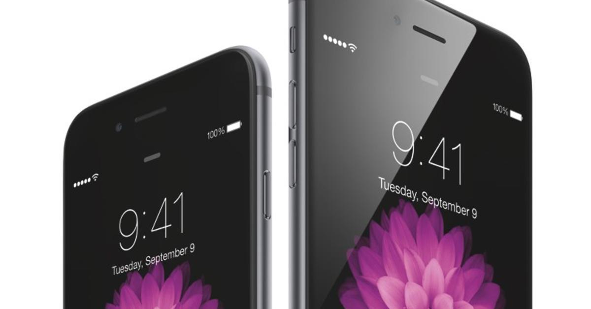 iphone 6 plus im test der erste tag mit dem neuen apple. Black Bedroom Furniture Sets. Home Design Ideas