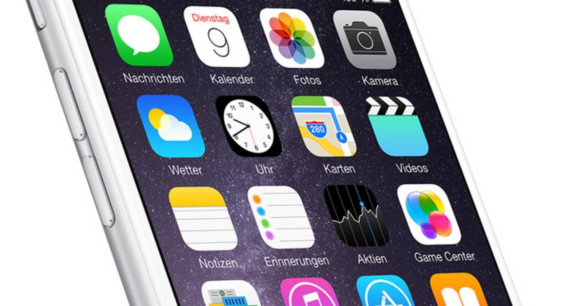 die 5 besten gratis apps speziell f r ios 8 diese anwendungen sollten auf keinem iphone 6. Black Bedroom Furniture Sets. Home Design Ideas