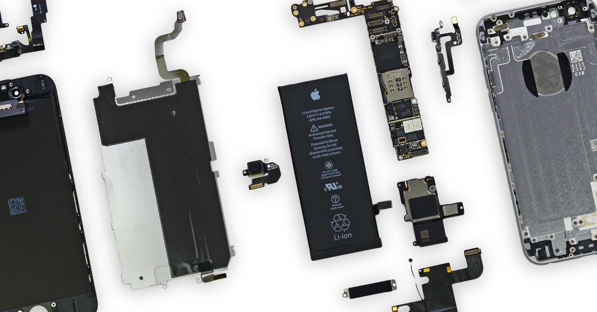 iphone 6 und iphone 6 plus produktionskosten liegen bei unter 200 euro mac life. Black Bedroom Furniture Sets. Home Design Ideas