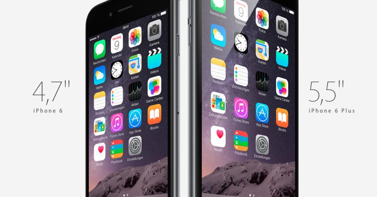 iphone 6 iphone 6 plus und ios 8 offizielles apple handbuch nun auf deutsch verf gbar mac life. Black Bedroom Furniture Sets. Home Design Ideas