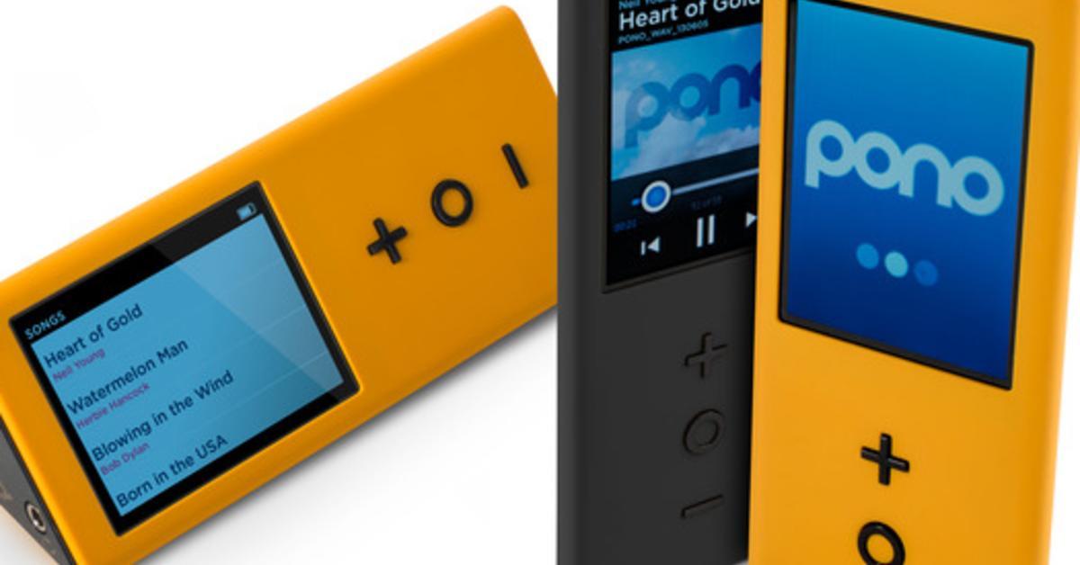 Pono Music: Musik-Player mit 36-facher MP3-Qualität kann vorbestellt werden