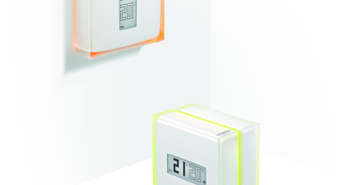 Netatmo Thermostat ab sofort in Deutschland verfügbar: Temperatur fernsteuern und Heizkosten sparen