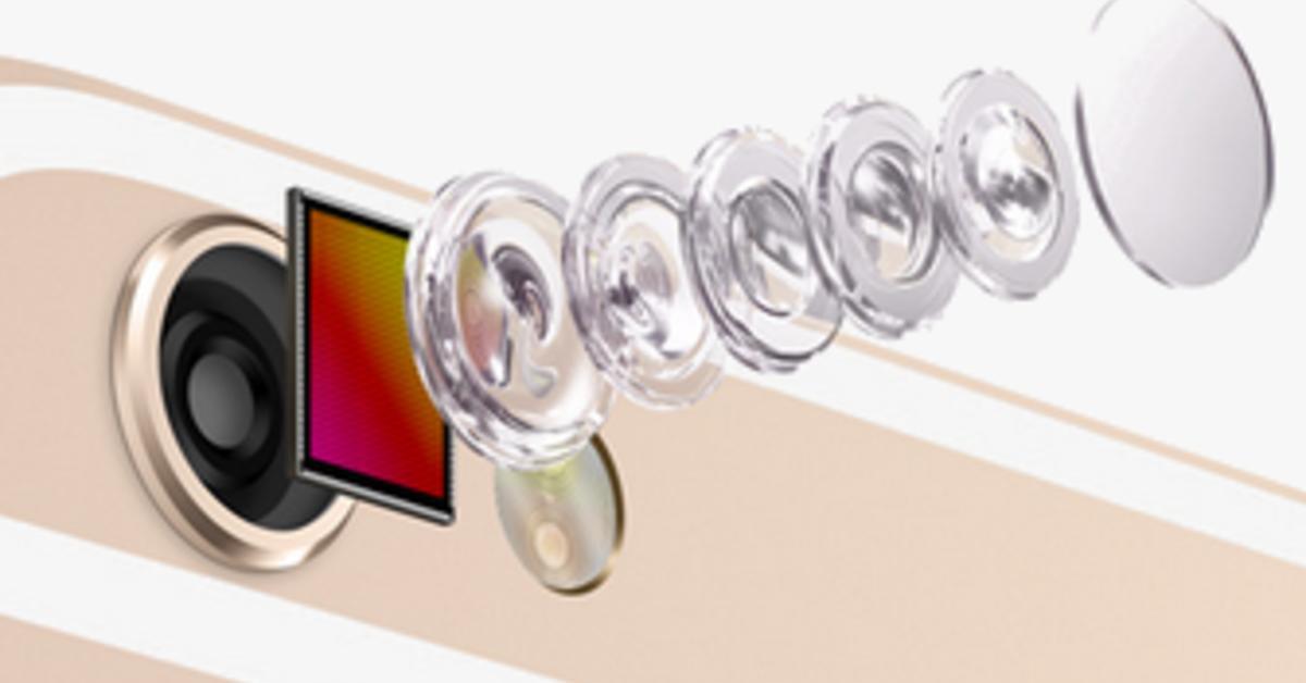 iPhone 6s: Wieder eine Kamera mit 8-Megapixel-Auflösung?