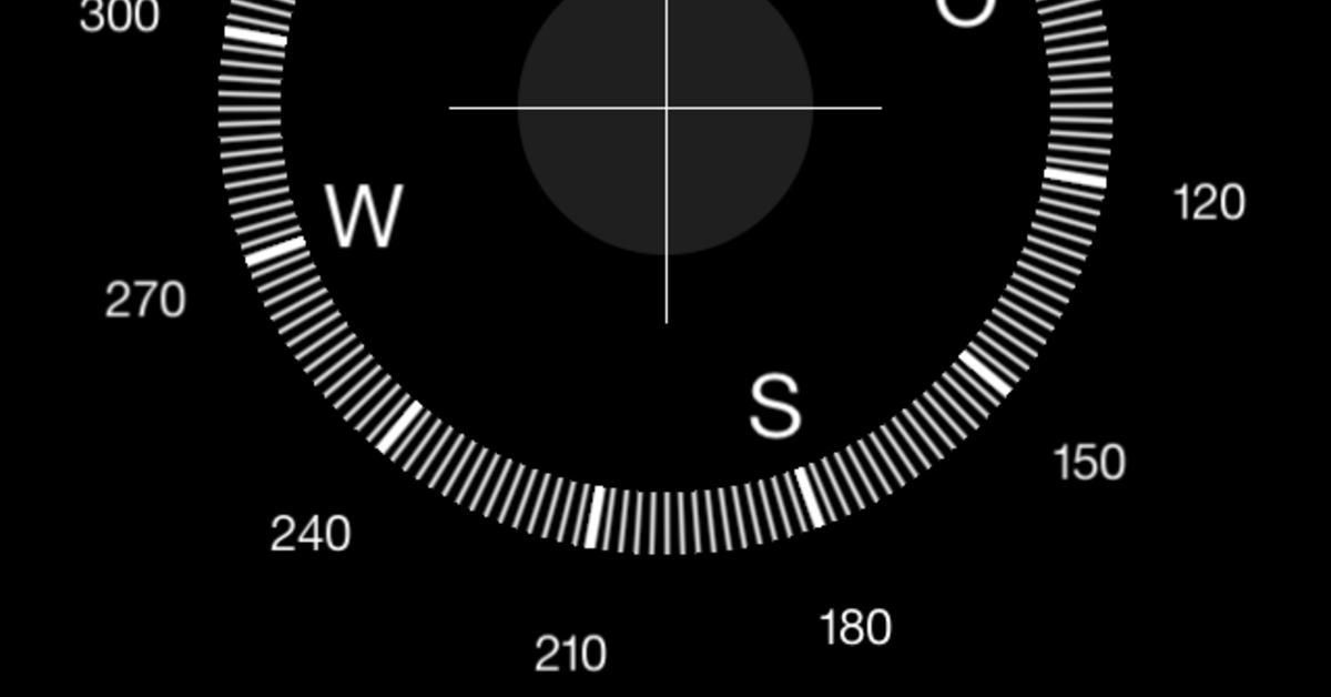 Iphone Kompass Kalibrieren