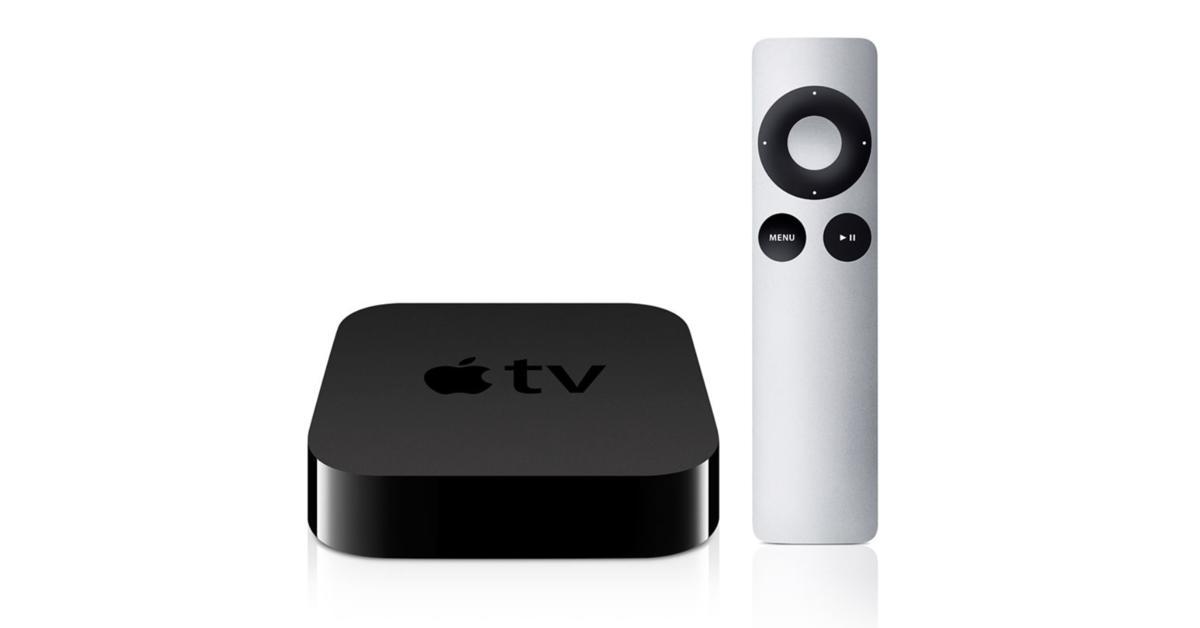apple tv funktionen