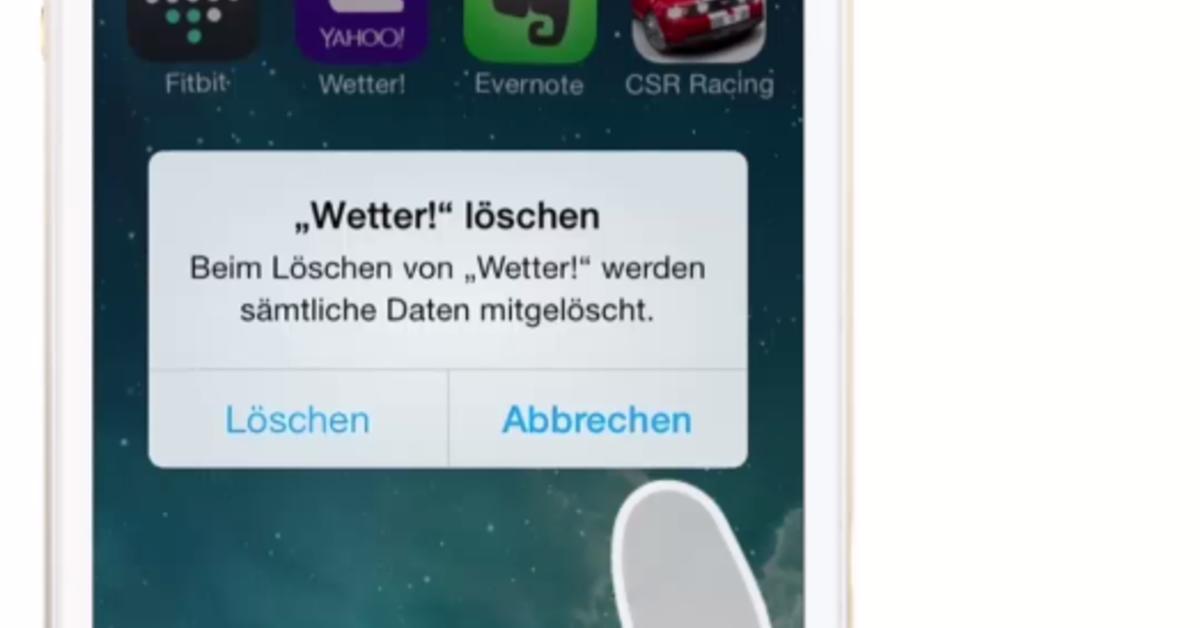 Fest Installierte Apps Löschen