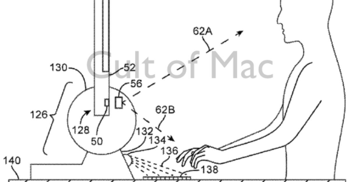 iMac: Löst eine projizierbare Tastatur die physische