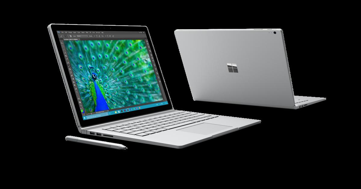 MacBook-Konkurrent Surface Book ab heute vorbestellbar