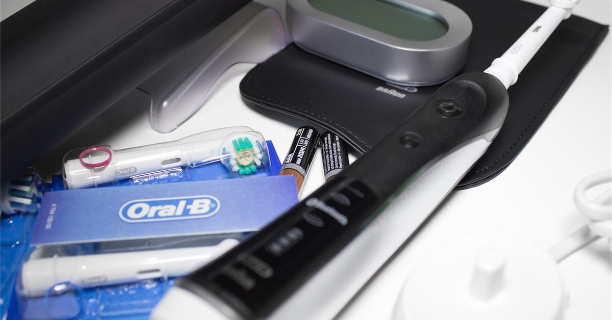 Test: Oral B Pro 7000 SmartSeries, die Zahnbürste für App Junkies   Mac Life