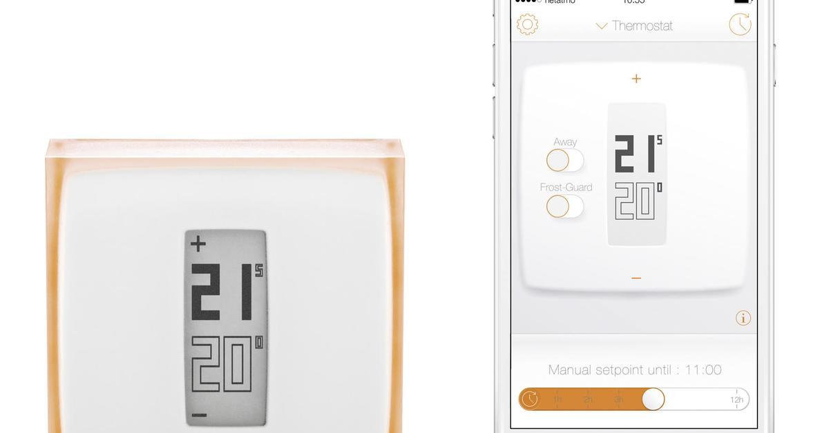 heizung mit iphone steuern berblick mac life. Black Bedroom Furniture Sets. Home Design Ideas