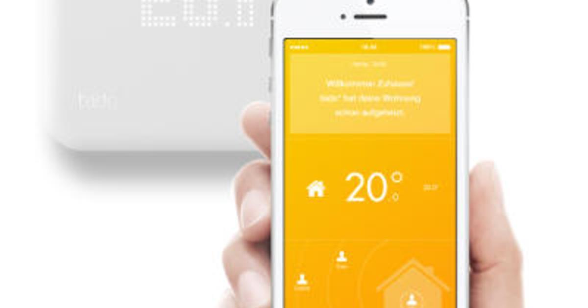heizung per app steuern handy als nutzen with heizung per app steuern simple fr die therme. Black Bedroom Furniture Sets. Home Design Ideas