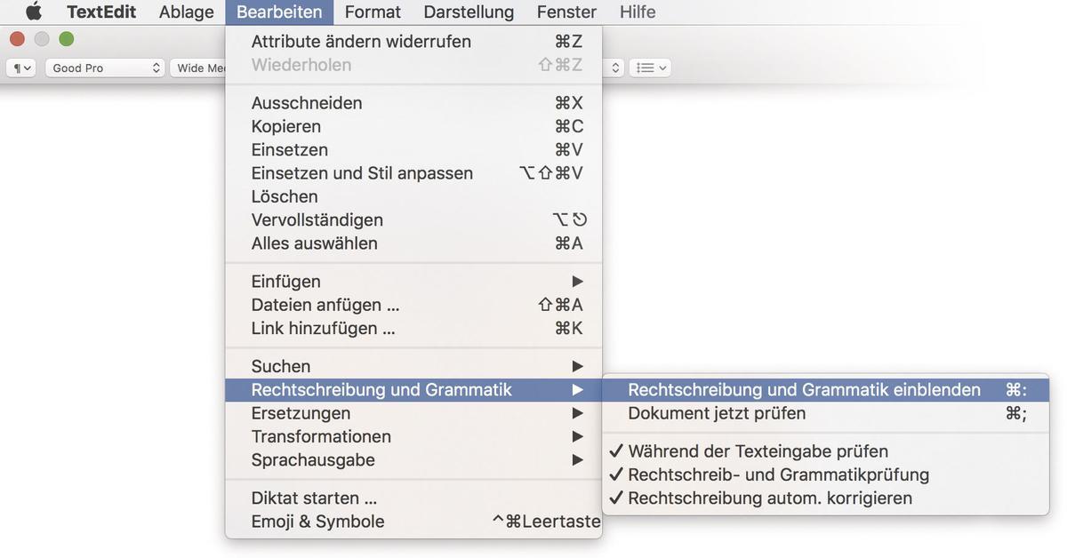 TextEdit: Tipps zur kostenlosen Mac-Textverarbeitung | Mac Life