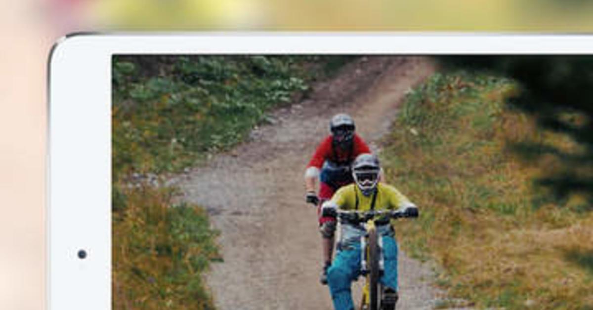 SanDisk iXpand - das gebogene Flash-Laufwerk für iOS und Mac