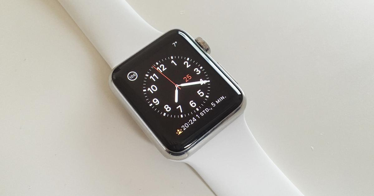 apple watch 2 unabh ngigkeit vom iphone mac life. Black Bedroom Furniture Sets. Home Design Ideas