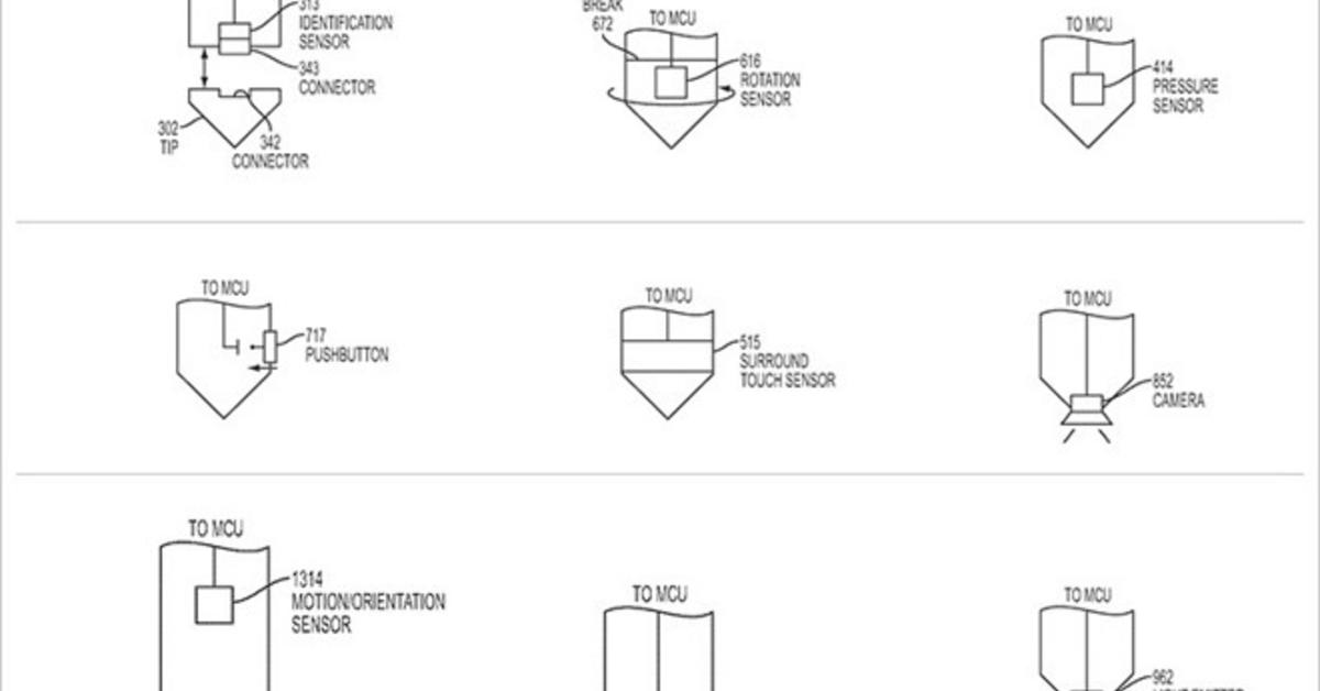 Apple Pencil 2: Wechselbare Spitzen und mit Touch ID