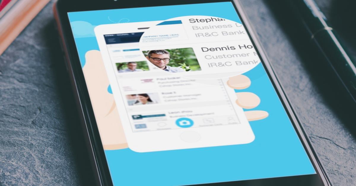 Camcard Visitenkarten App Löst Ein Nerviges Problem Mac Life