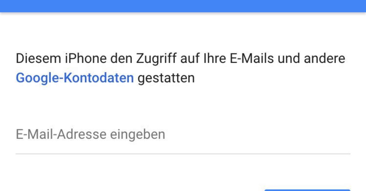 kontakte iphone google synchronisieren geht nicht