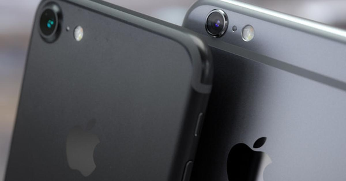 iphone 7 apple f hrt produktion hoch mac life. Black Bedroom Furniture Sets. Home Design Ideas