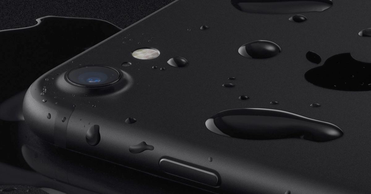 Ist das neue iphone 7 wasserdicht