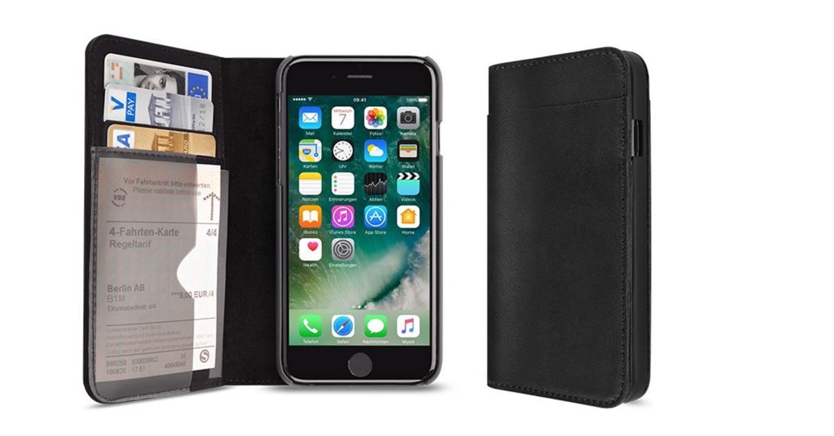 artwizz wallet case im test allesk nner f r alltag und. Black Bedroom Furniture Sets. Home Design Ideas
