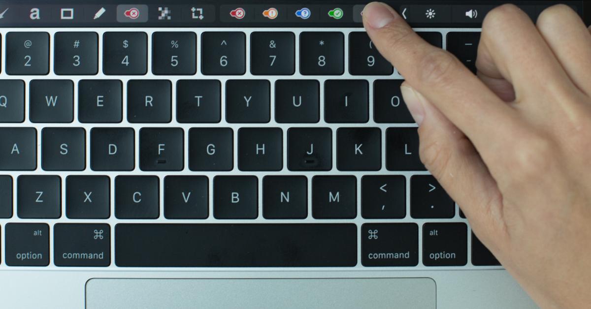 Touch Bar: Evernote treibt es richtig bunt