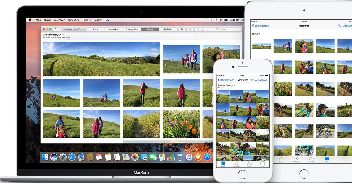 Fotos in der iCloud - so geht\'s! | Mac Life