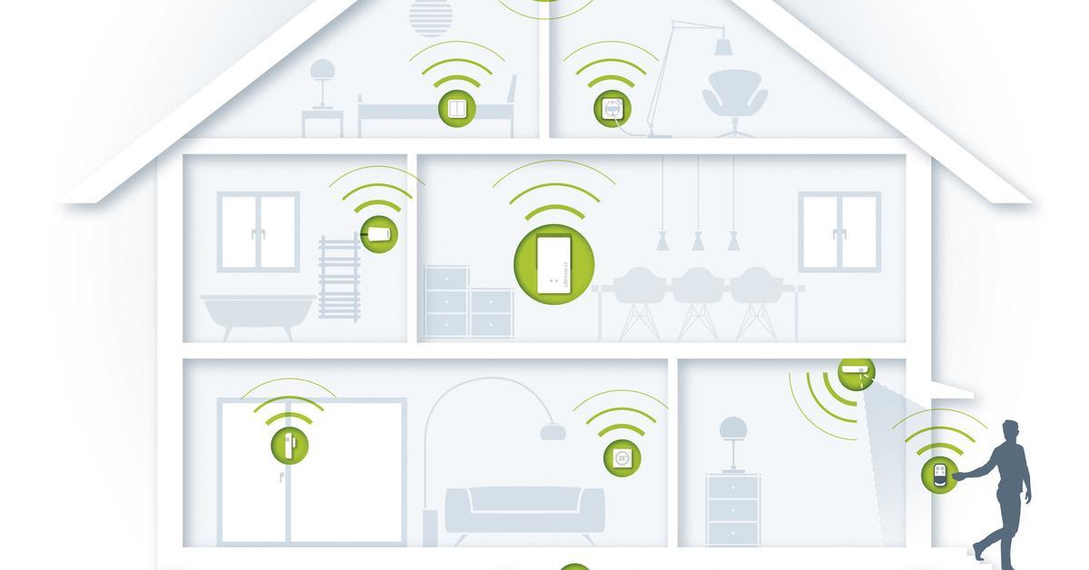 devolo home control das einfache smart home mac life. Black Bedroom Furniture Sets. Home Design Ideas