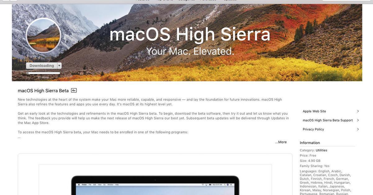 macOS High Sierra: So klappt der Umstieg | Mac Life