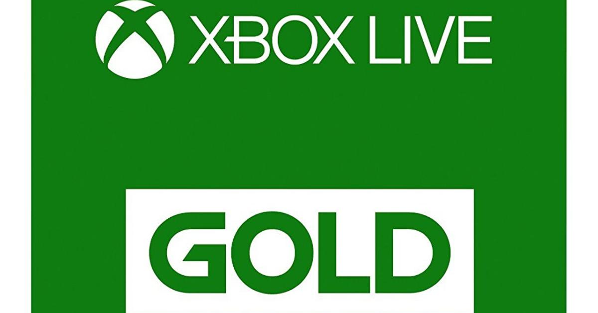 xbox live gold 6 monate mitgliedschaft g nstiger. Black Bedroom Furniture Sets. Home Design Ideas