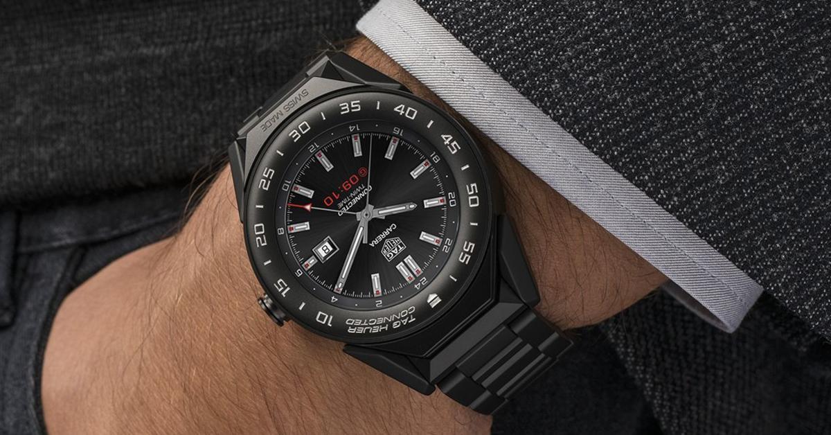 Tag Heuer bringt teuerste Smart Watch der Welt | Mac Life