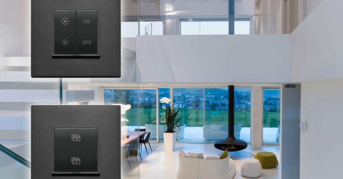 philips stellt drei neue friends of hue lichtschalter vor. Black Bedroom Furniture Sets. Home Design Ideas
