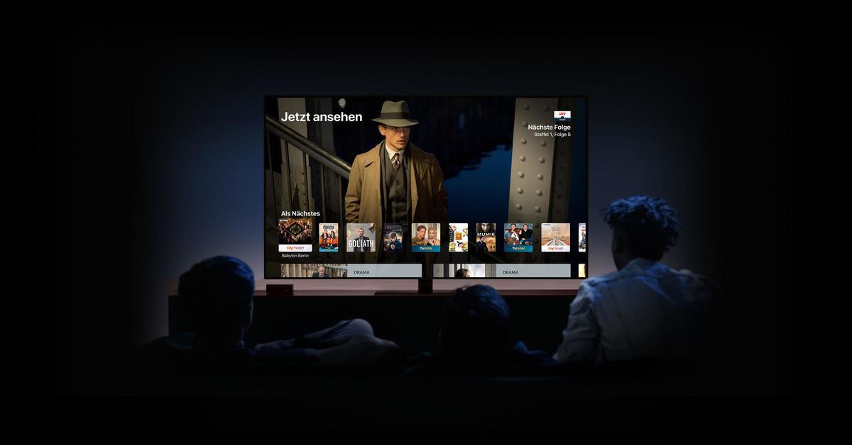Videostreaming made by Apple? Das steckt dahinter | Mac Life