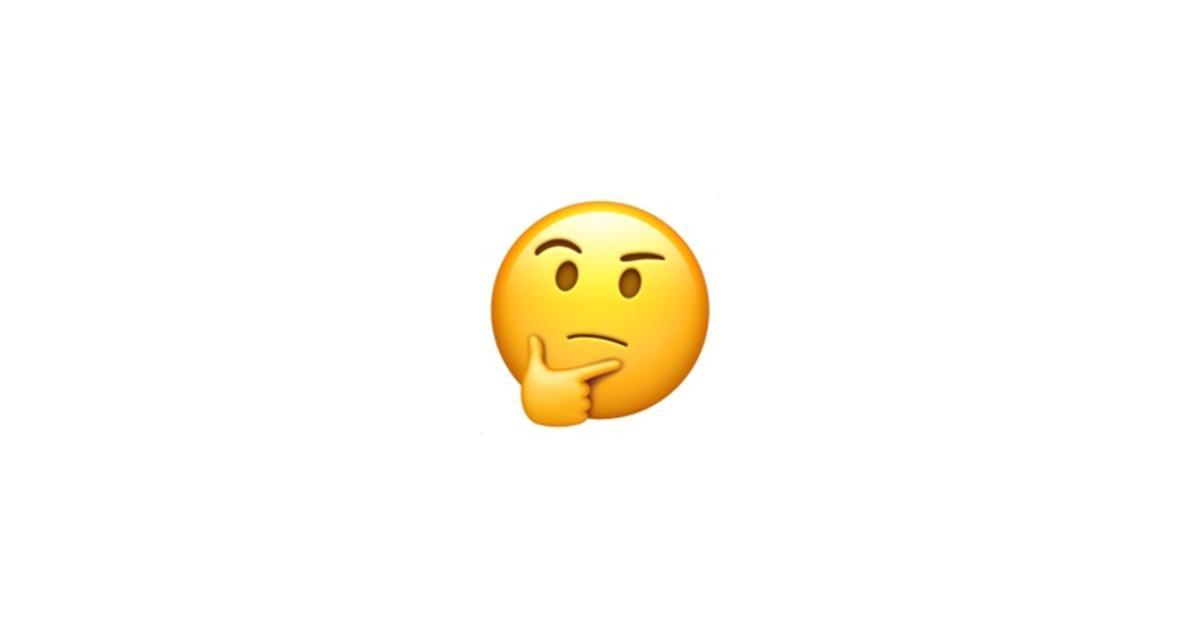 Schulterzucken emoji