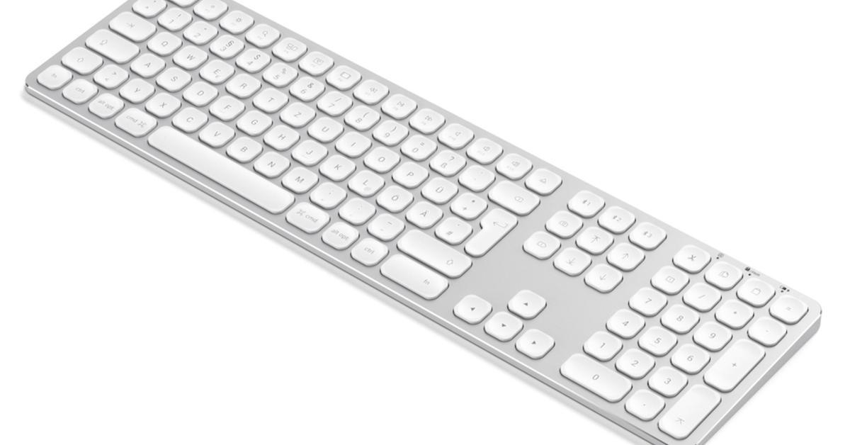 Satechi: Schlanke Mac-Tastatur zum Budget-Preis