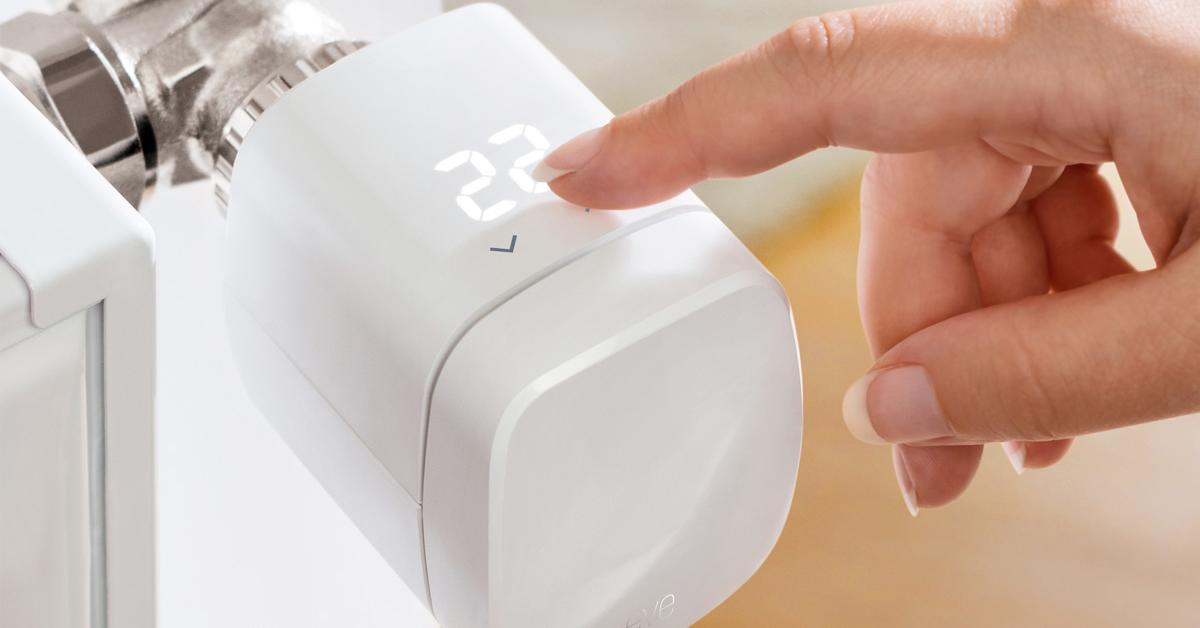 Smart-Home-Deal: Eve Thermo – 2er-Pack kaufen, ein Heizkörperthermostat zusätzlich gratis | Mac Life
