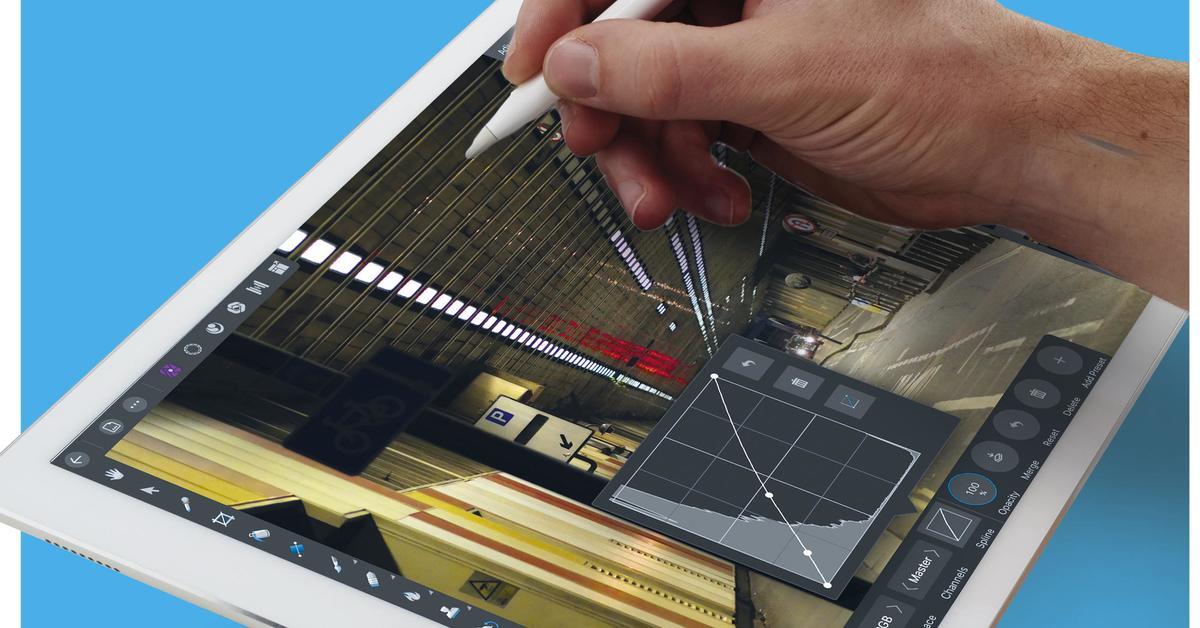 Die besten Apps für Bildbearbeitung auf dem iPad | Mac Life