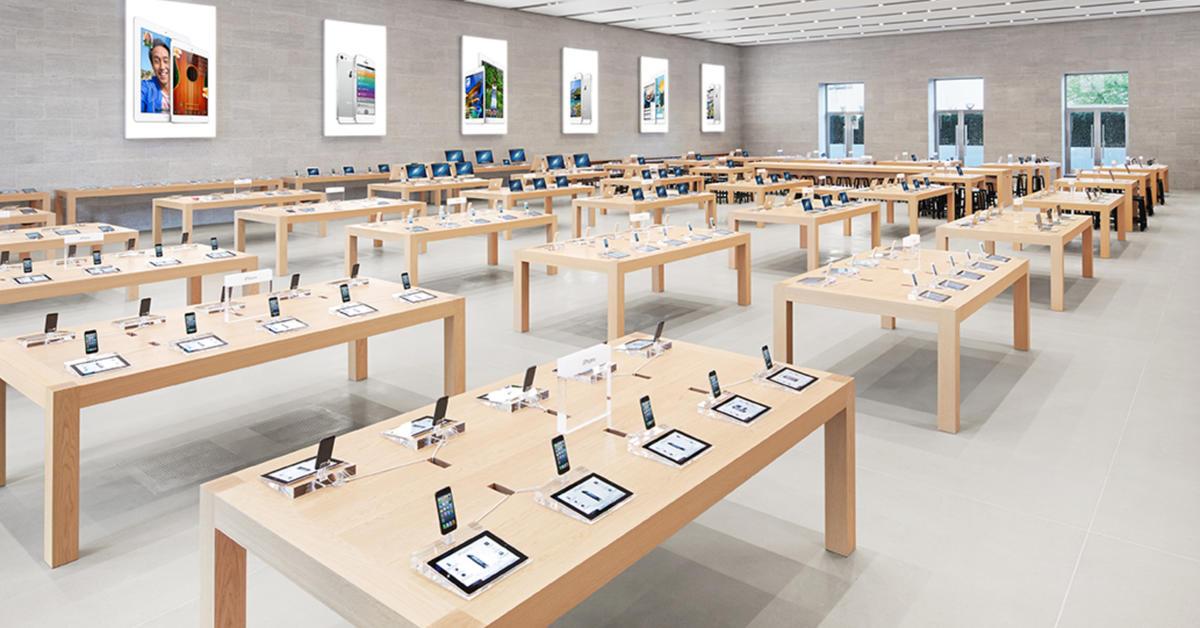 Wann öffnen Apple Stores Wieder