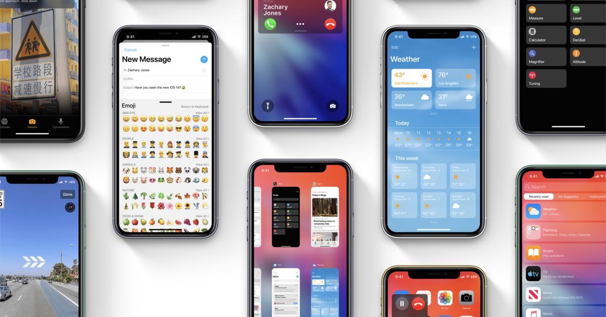 Bestätigt: Diese iPhone-Modelle sollen iOS 14 im Herbst erhalten   Mac Life