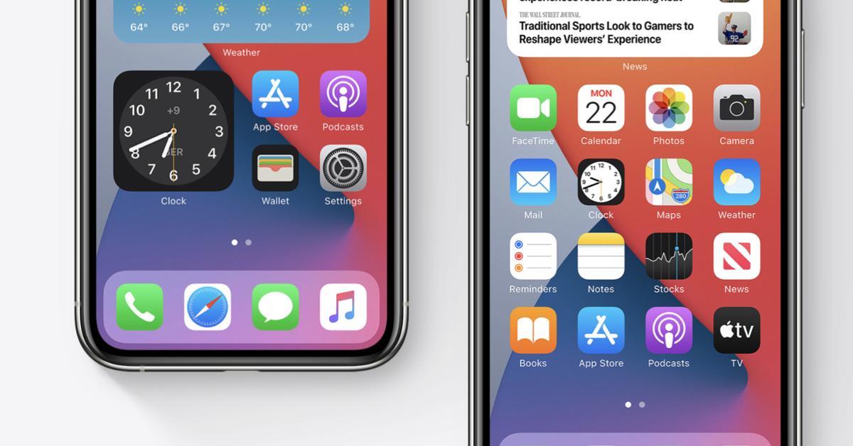 iOS 14 ausprobiert: Was uns gefällt – und was eher nicht…   Mac Life