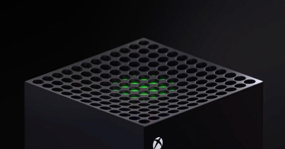 Microsoft veröffentlicht Xbox Series X im November 2020