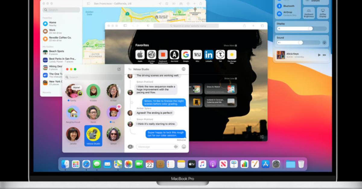 Endlich ist sie da, die Public Beta von macOS Big Sur! | Mac Life