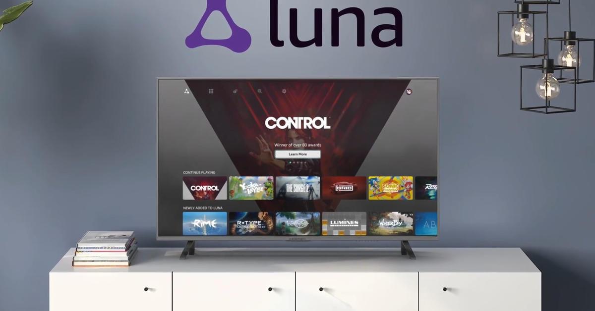 Luna: So geschickt umgeht Amazons neuer Cloudgaming-Dienst die App-Store-Richtlinien | Mac Life