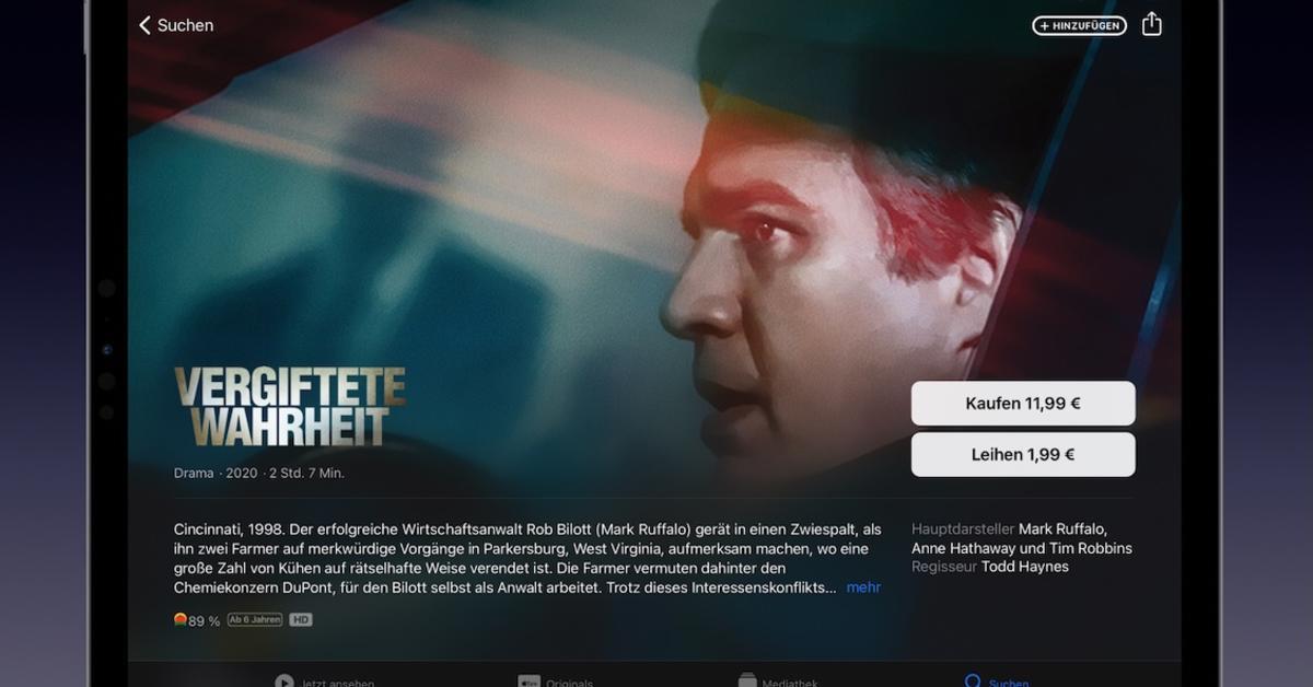 -Vergiftete-Wahrheit-f-r-nur-1-99-Euro-am-iTunes-Movie-Mittwoch-ausleihen